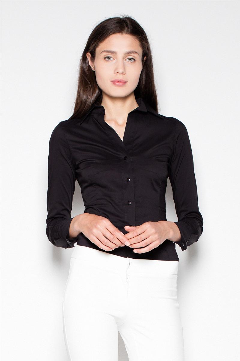 Čierna košeľa VT028