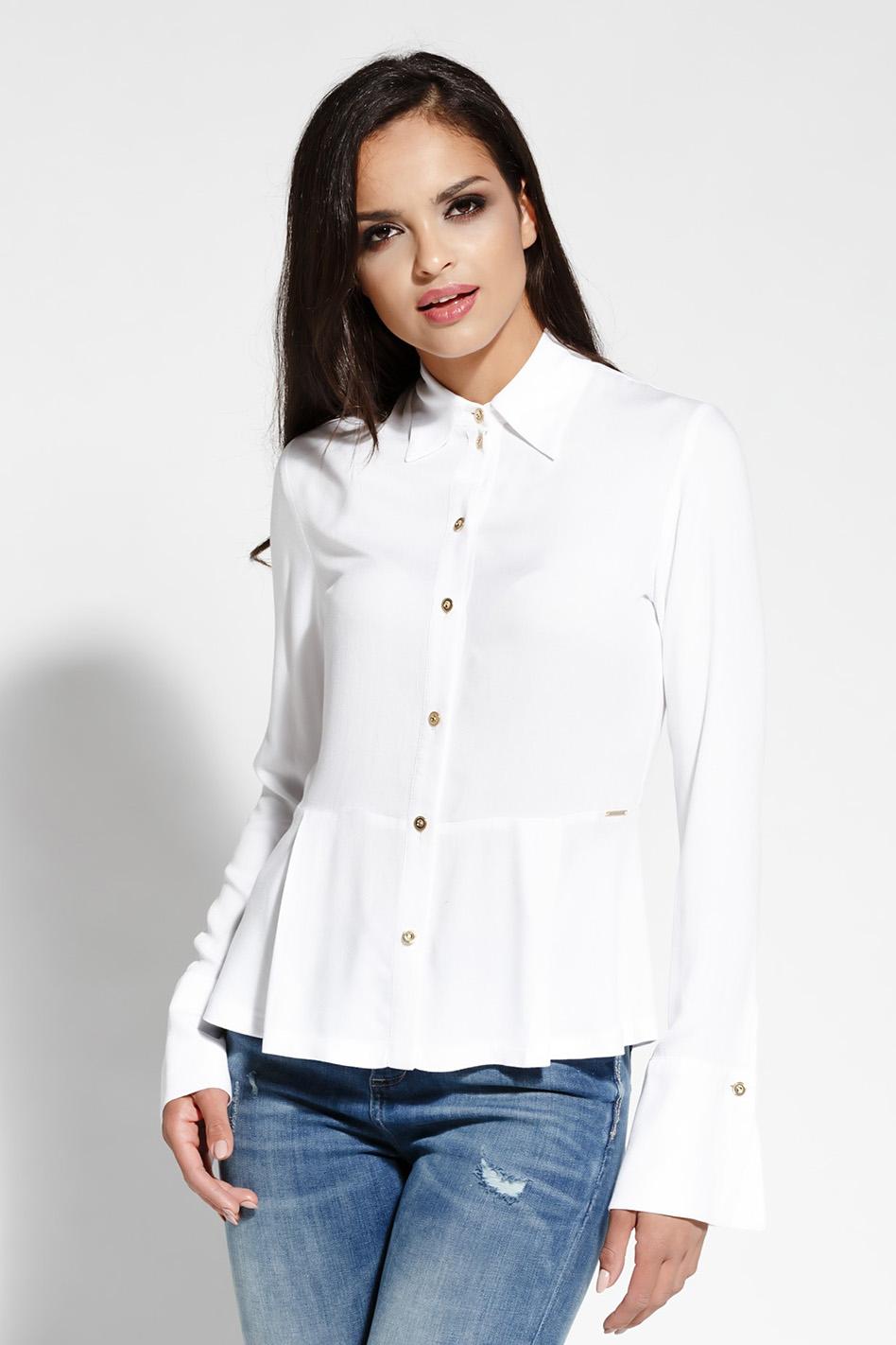Biela košeľa Lora