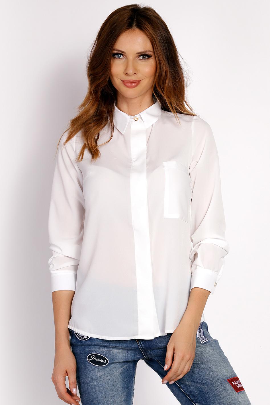 Smotanová košeľa L028