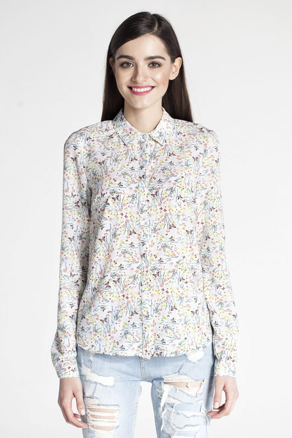 Smotanová košeľa ABK0101